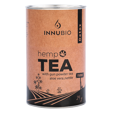 Чай из конопли Detox